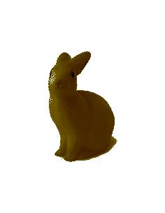 Lampada coniglio bianco