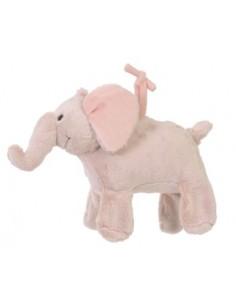 Carillon elefante rosa