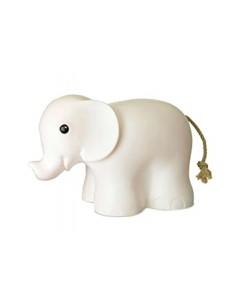 Lampada elefante bianco