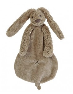 Doudou coniglio beige