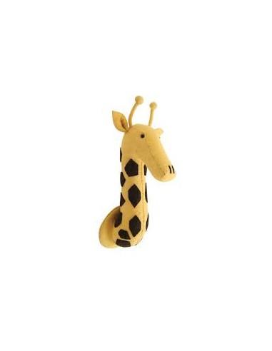 Testa decorativa giraffa