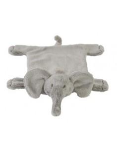 Doudou elefante grigio